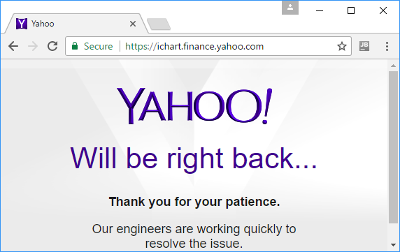 YaWhore_Yahoo_Finance