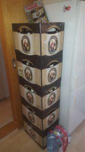 BeerWulf BierWolf cluster
